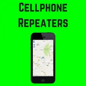 Cellphone repeater services