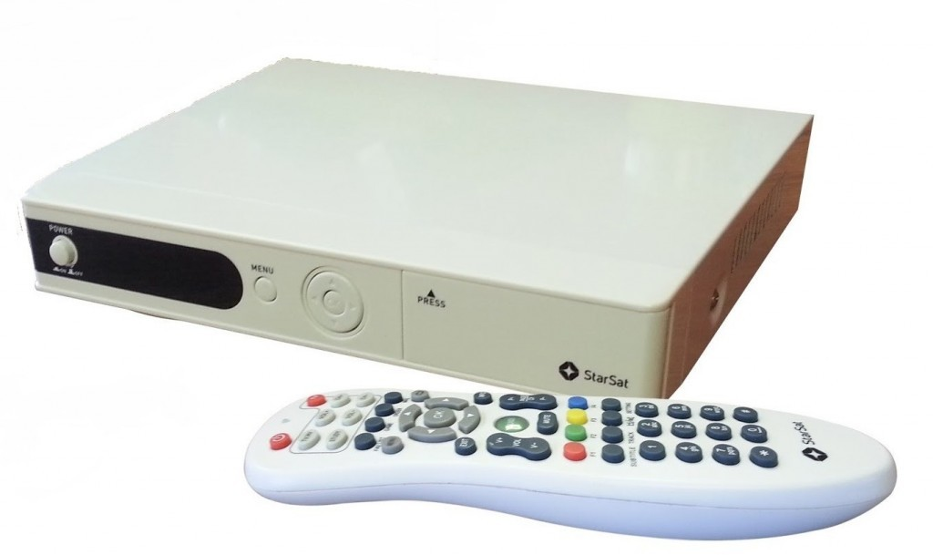 StarSat HD decoder